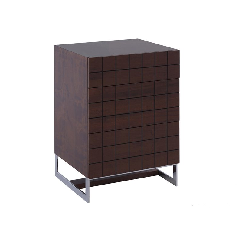 Bella Walnut Chest of Drawers