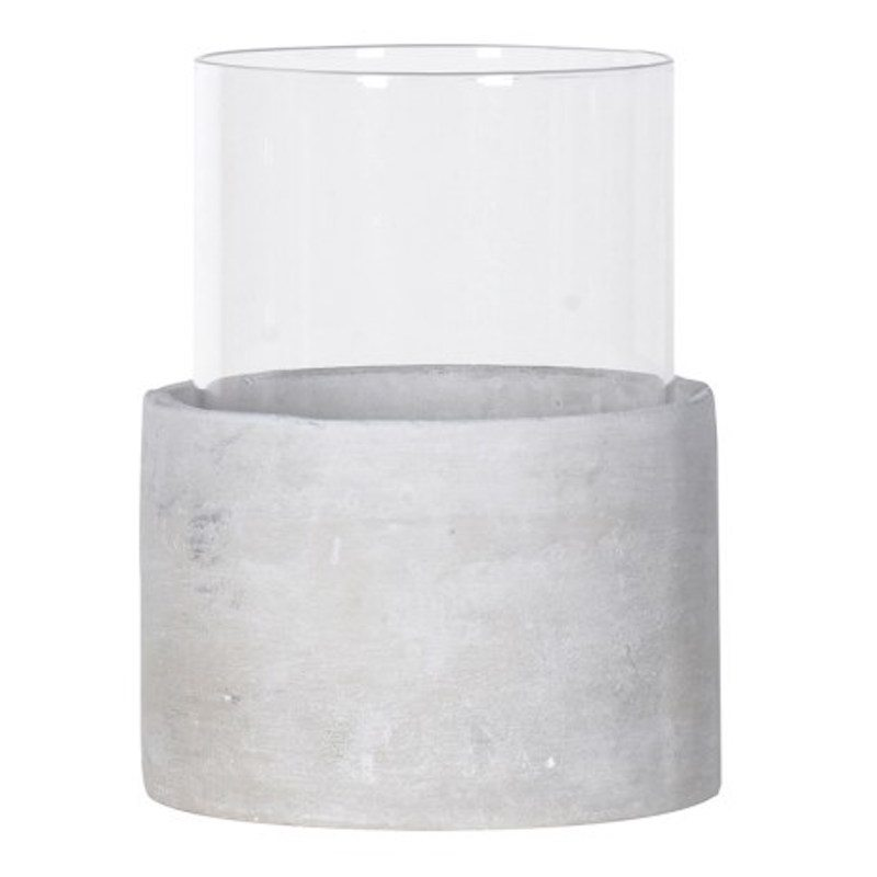 Cesare Concrete Candle Holder