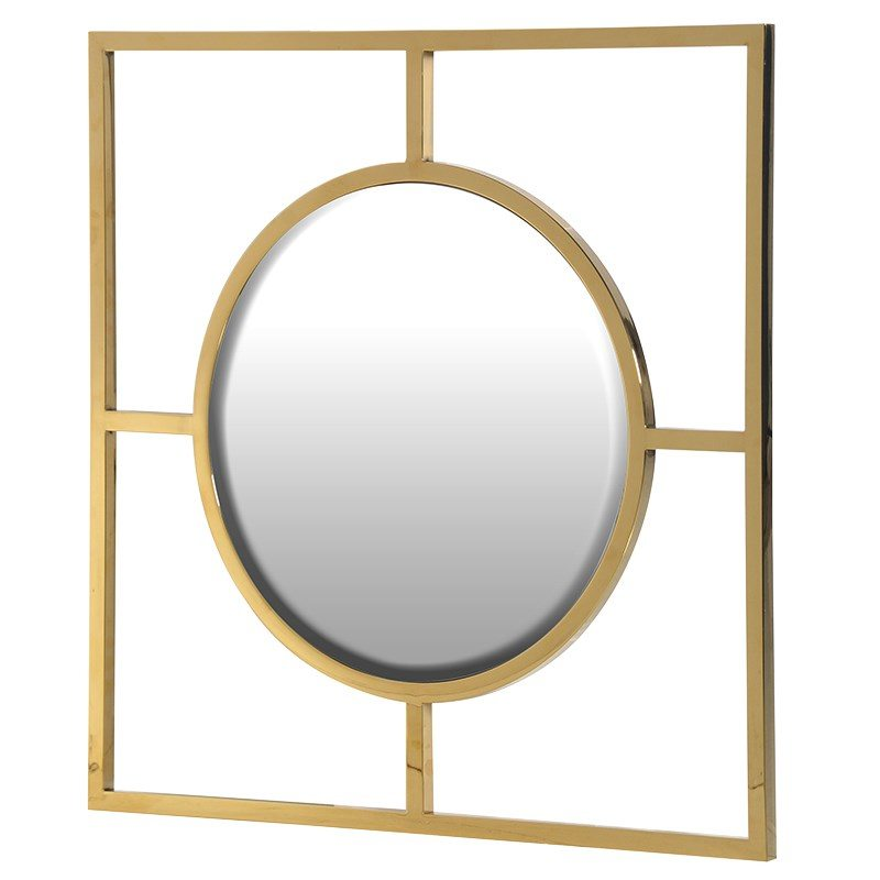 Clara Art Deco Mirror