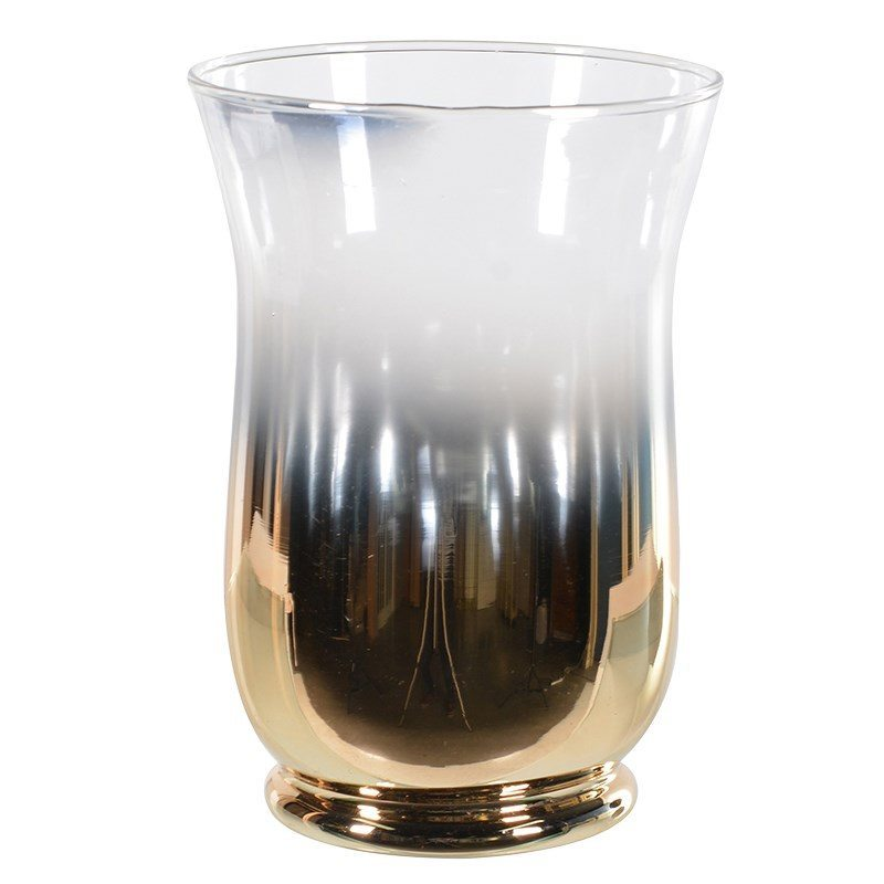 Eliana Gold Hurricane Lamp