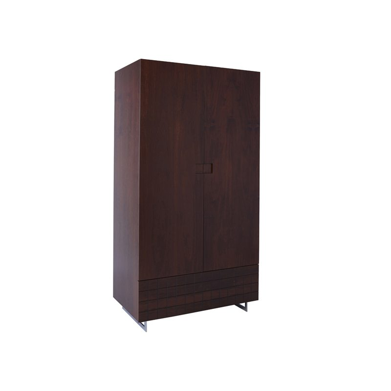 Esidoro Walnut Wardrobe