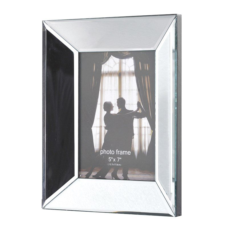 Jacob Mirrored Photo Frame