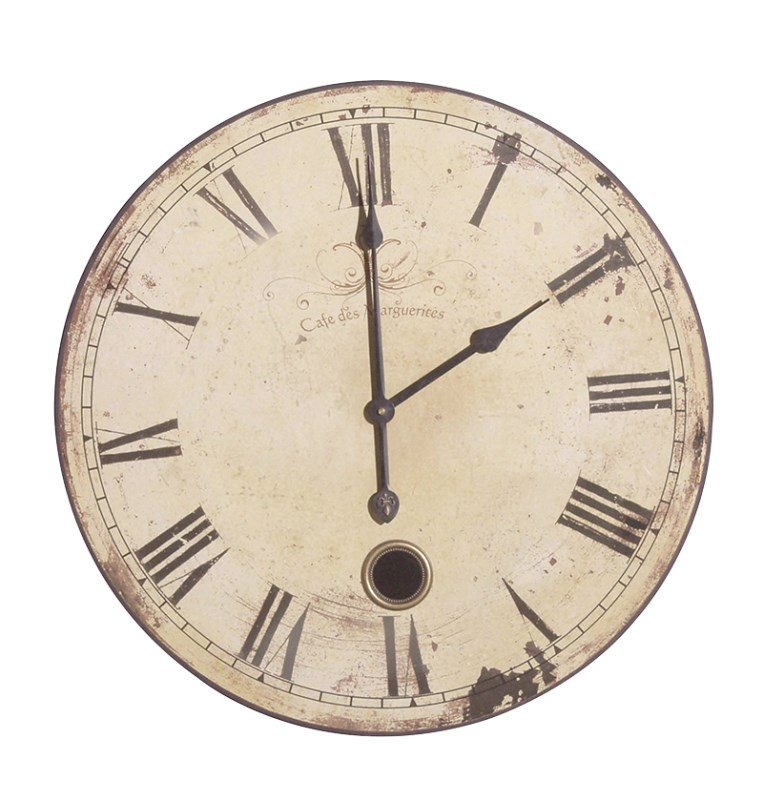 Madison Vintage Wall Clock