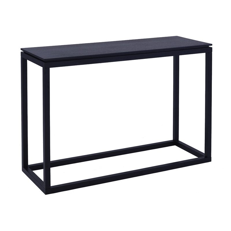 Niche Large Console Table in Black