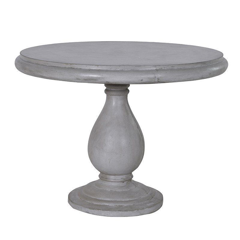 Pasquelina Concrete Dining Table