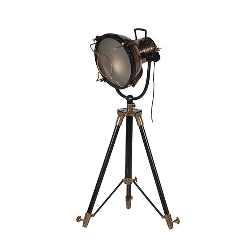 Terancio Tripod Retro Table Lamp