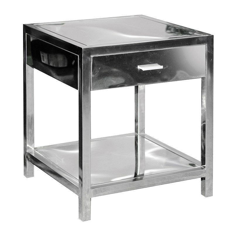 Terza Metal Table