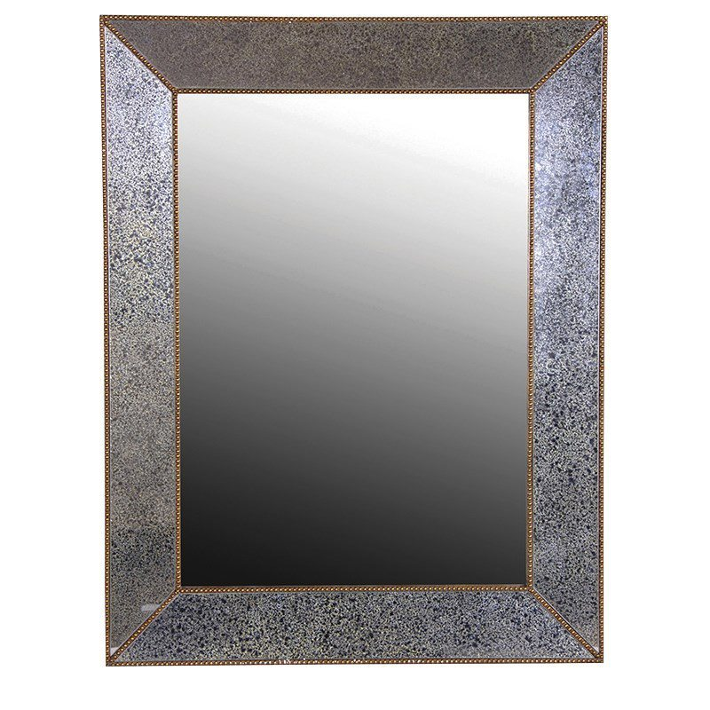 Viola Glass Frame Mirror