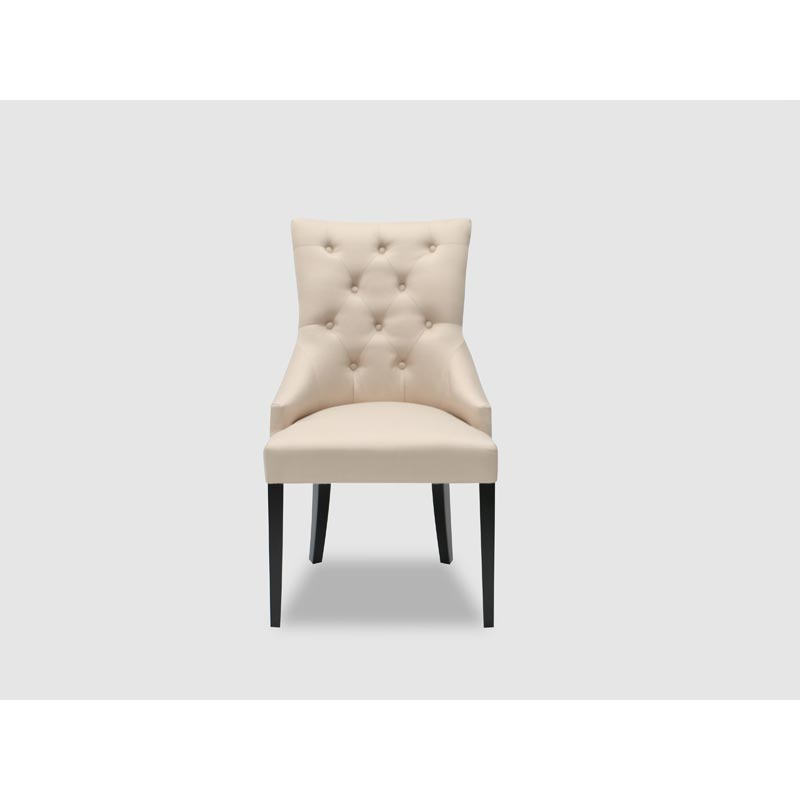Beau Cream Dining Chair.