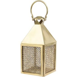 Small lantern in gold
