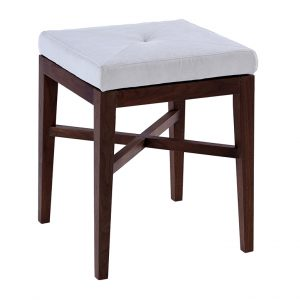 Millie Upholstered Stool