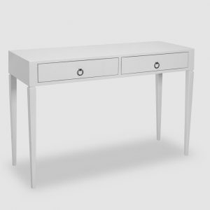 Hersilia White High Gloss Console Table