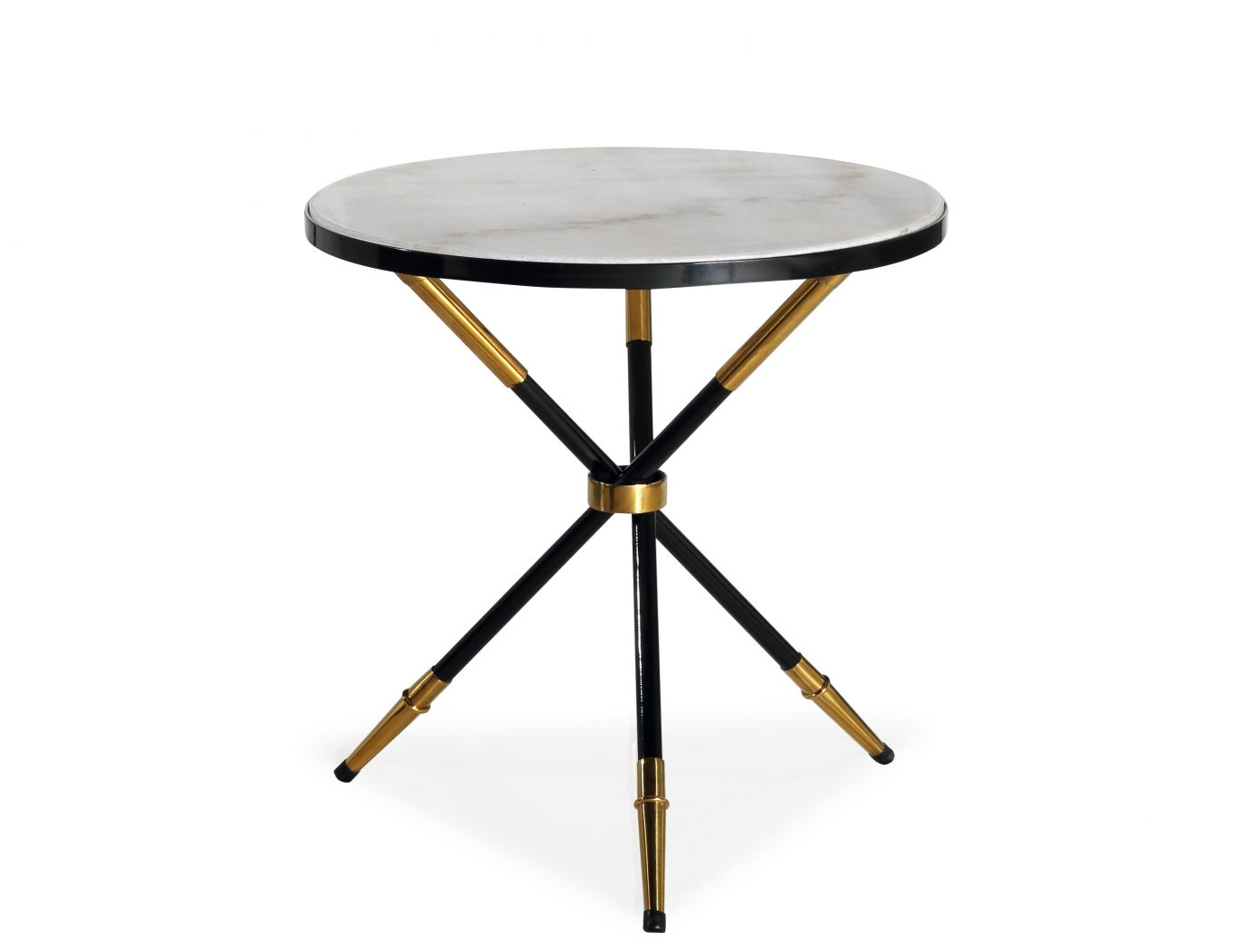 square acrylic stool leg accent side gold table