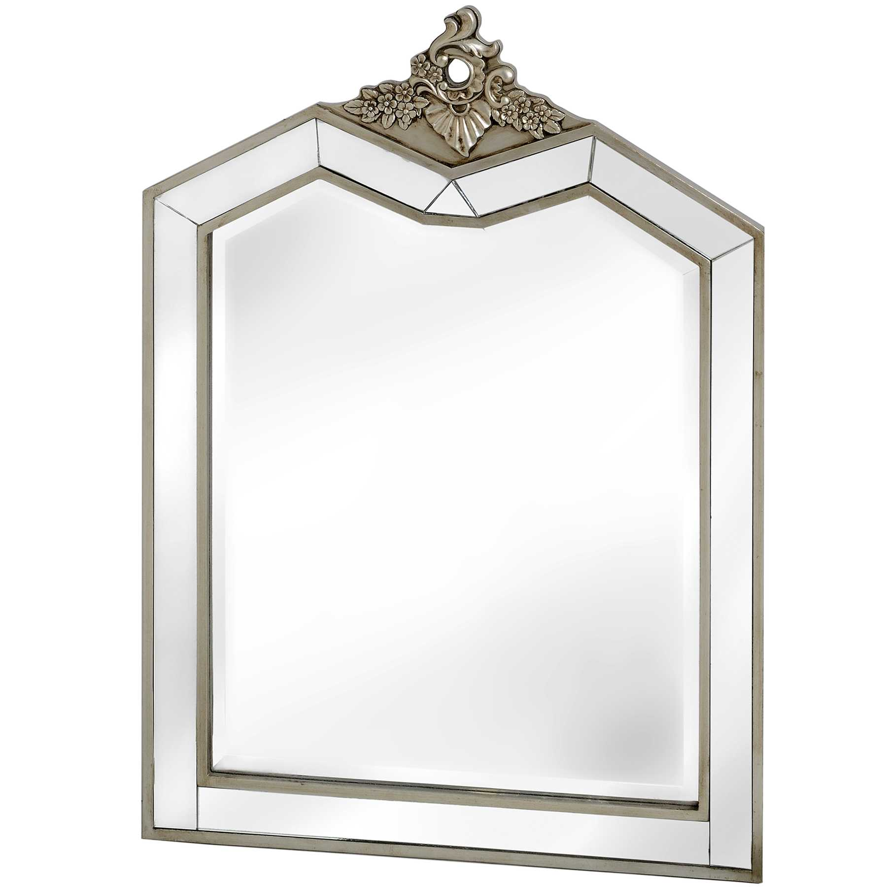 Argente Dressing Table/ Wall Mirror