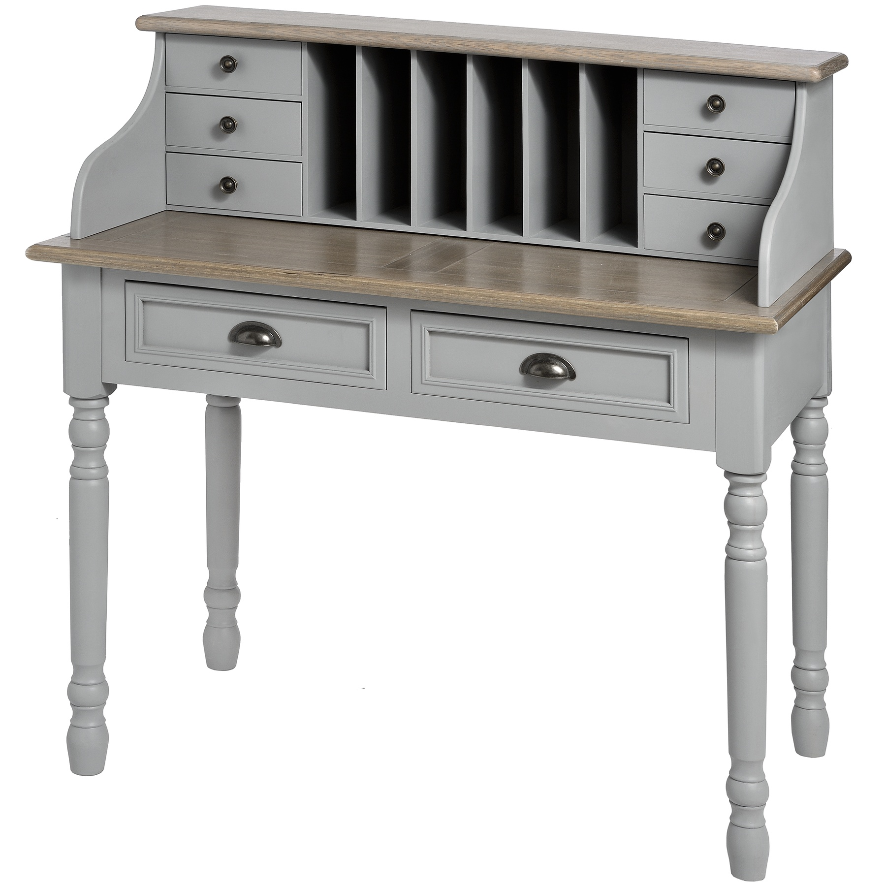 Churchill Collection Two Drawer Desk