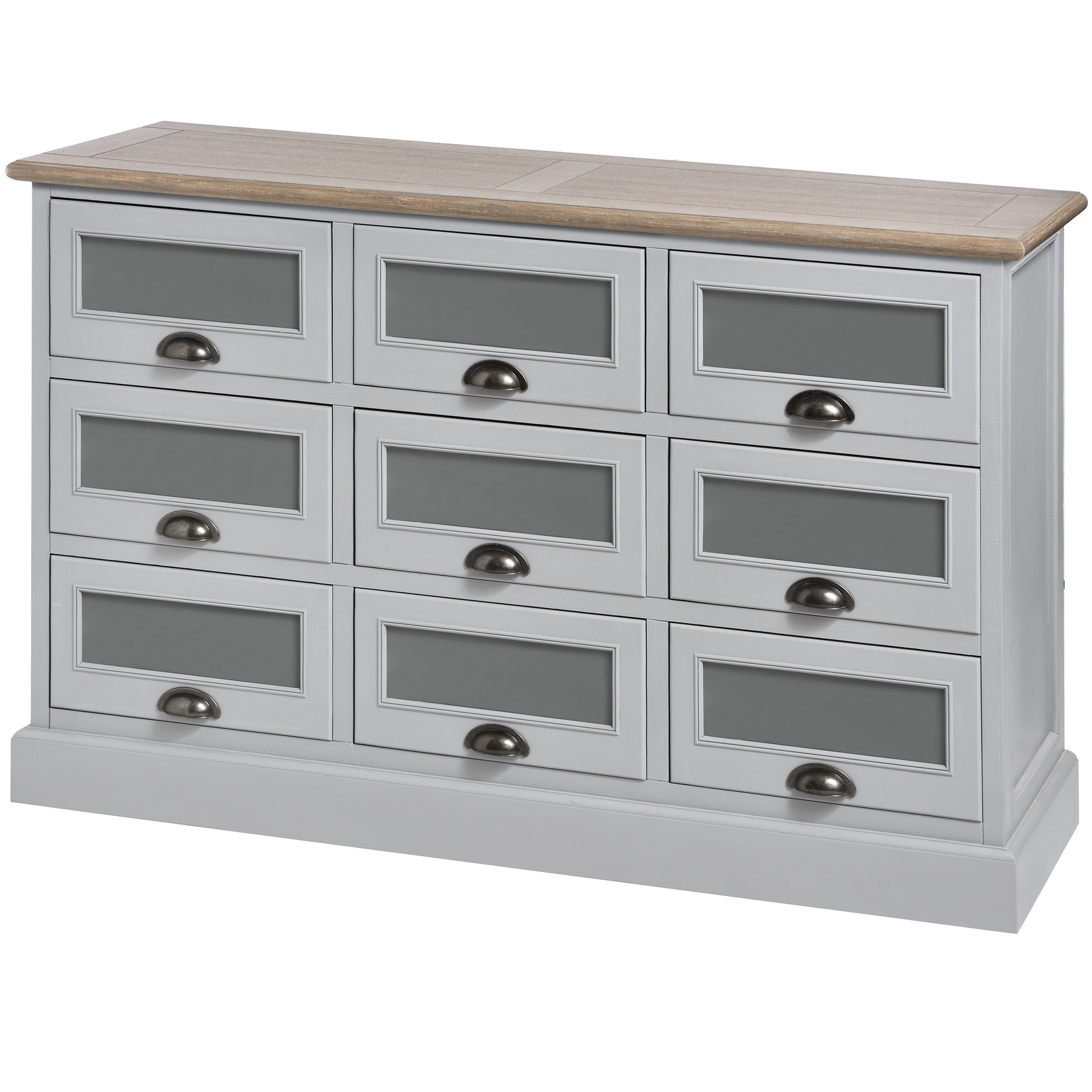 Churchill Collection Nine Drawer unit