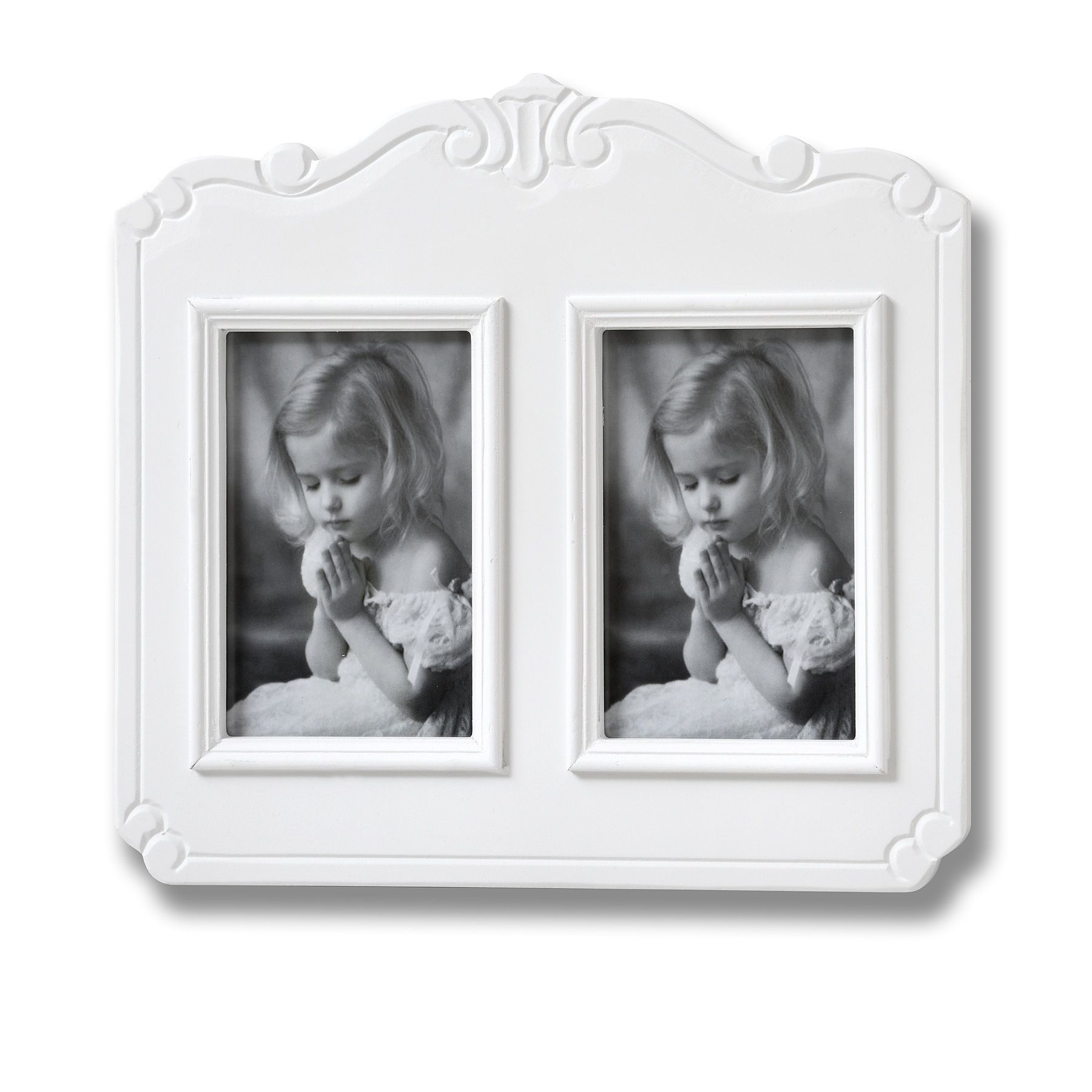 Florence 2 Picture 4 x 6 Photo Frames