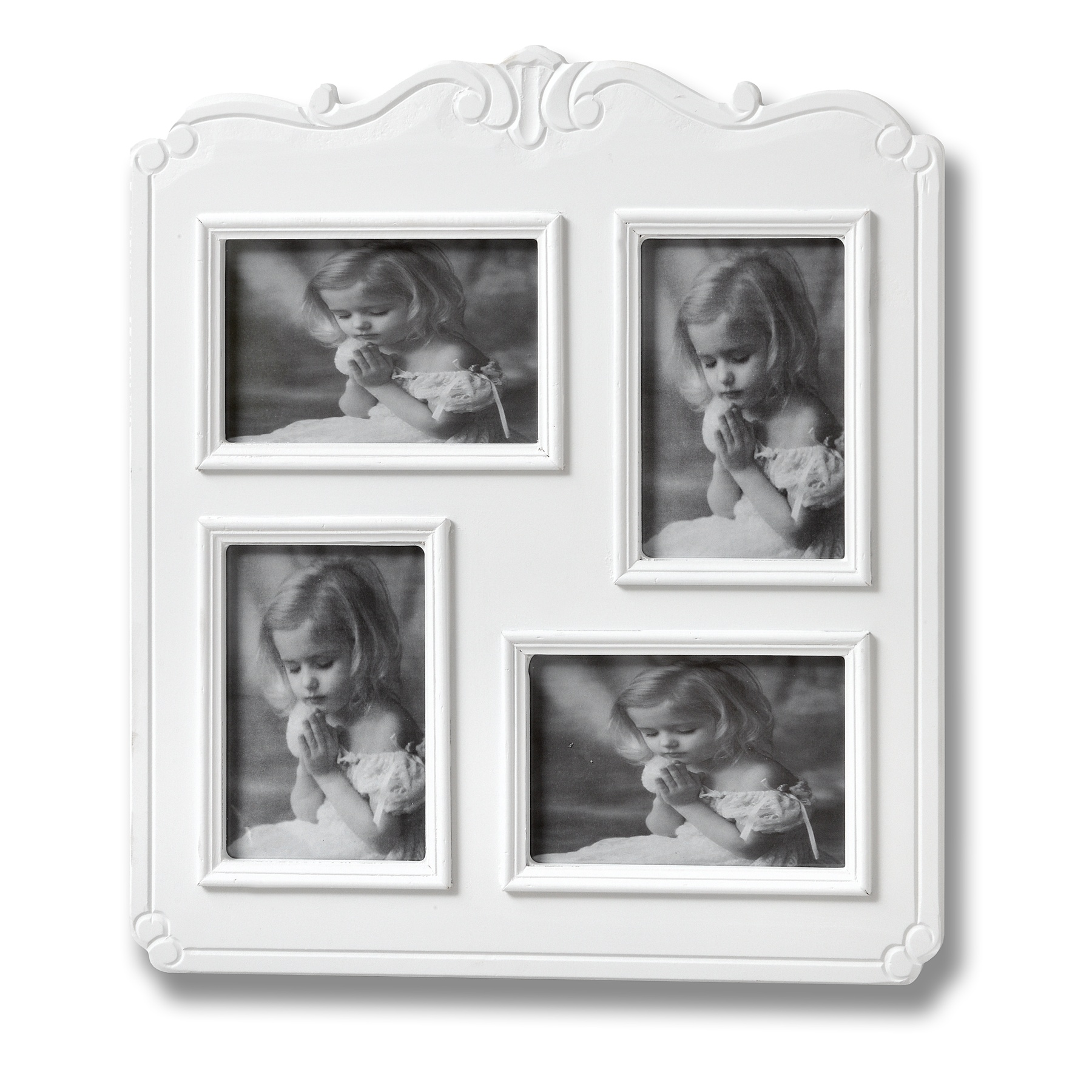 Florence 4 Picture 4 x 6 Multi Photo Frames